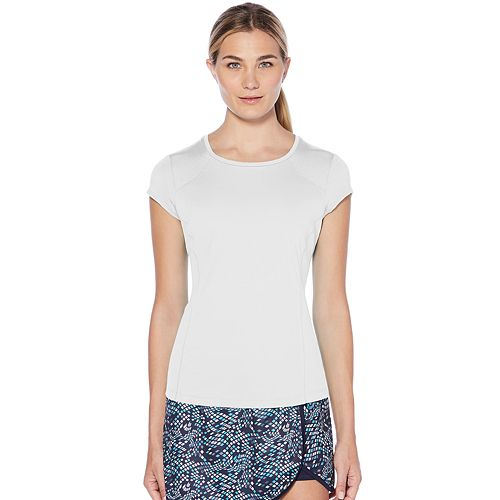 Women's Grand Slam Cap Sleeve Tennis Tee