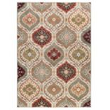 Rylee Transitional Geometric Rug