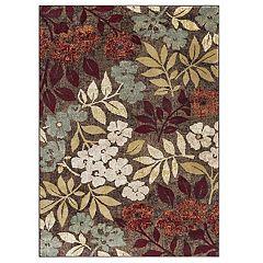 Kalea Transitional Floral Rug