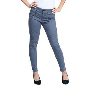 Women's Seven7 Midrise Utility Skinny Ankle Pants