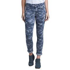 986dc04647fad Women's Seven7 Camo High Rise Slim Straight-Leg Jeans