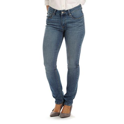 fc3f95bb Women's Lee Dream Soft Skinny-Leg Jeans