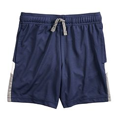 Baby Boy Jumping Beans® Pieced Mesh Active Shorts