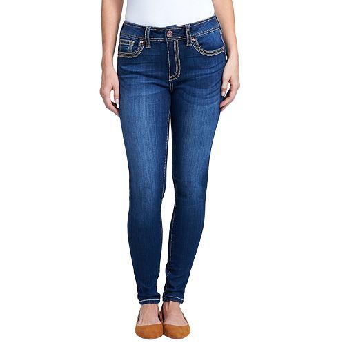 Women's Seven7 Midrise Skinny Jeans