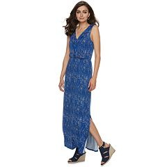 Women's Apt. 9® Ruffle Maxi Dress