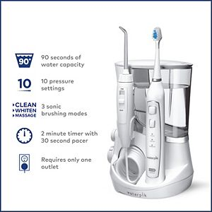 Waterpik Complete Care 5.0 Water Flosser + Sonic Toothbrush