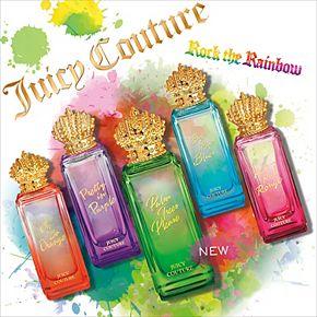 Juicy Couture Rock the Rainbow Oh So Orange Women's Perfume - Eau de Toilette