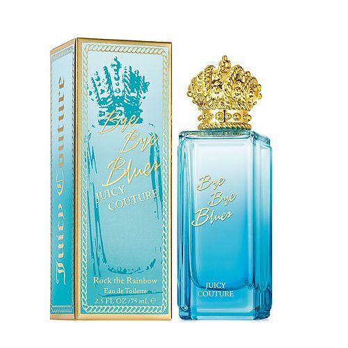 Juicy Couture Rock the Rainbow Bye Bye Blues Women's Perfume - Eau de Toilette