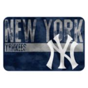 New York Yankees Memory Foam Bath Mat