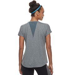 Women's Tek Gear® Mesh Back Short Sleeve Tee