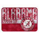 Alabama Crimson Tide Memory Foam Bath Mat