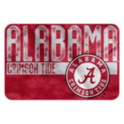 Alabama Crimson Tide Memory Foam Bath Mat