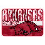 Arkansas Razorbacks Memory Foam Bath Mat