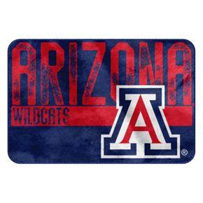 Arizona Wildcats Memory Foam Bath Mat