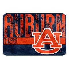 Auburn Tigers Memory Foam Bath Mat