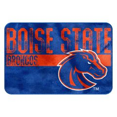 Boise State Broncos Memory Foam Bath Mat