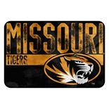 Missouri Tigers Memory Foam Bath Mat