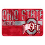 Ohio State Buckeyes Memory Foam Bath Mat