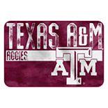 Texas A&M Aggies Memory Foam Bath Mat