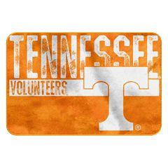Tennessee Volunteers Memory Foam Bath Mat