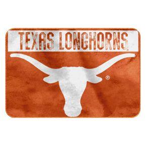 Texas Longhorns Memory Foam Bath Mat
