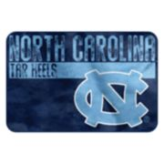 North Carolina Tar Heels Memory Foam Bath Mat