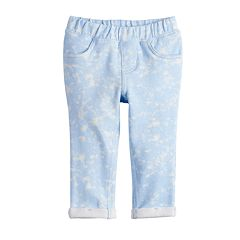 Toddler Girl Jumping Beans® Cloud French Terry Pants