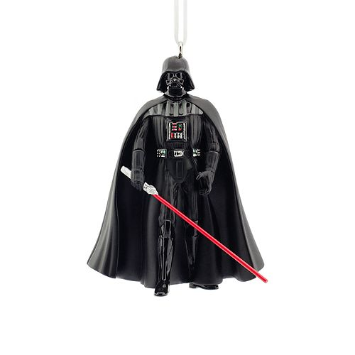 - Star Wars Darth Vader 2018 Hallmark Christmas Ornament