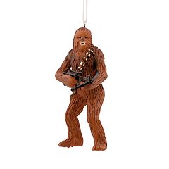 Star Wars Chewbacca 2018 Hallmark Christmas Ornament