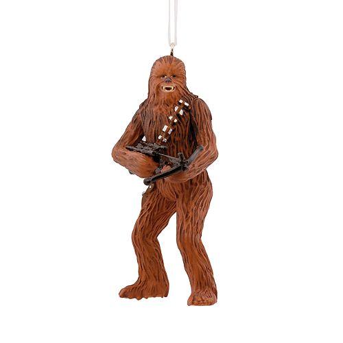 Star Wars Chewbacca 2018 Hallmark Christmas Ornament