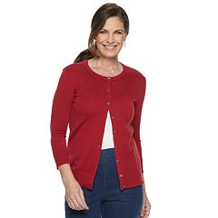 Women s Croft   Barrow® Essential Cardigan Sweater 5f9bd9623