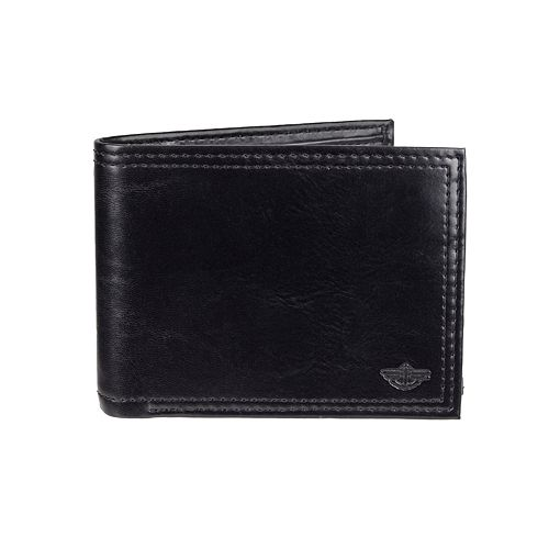 Men's Dockers® RFID-Blocking Extra Capacity Traveler Wallet