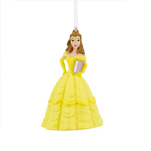 Disney's Beauty & The Beast Belle 2018 Hallmark Christmas Ornament