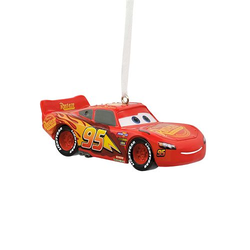 Disney / Pixar Cars Lightning McQueen 2018 Hallmark Christmas Ornament