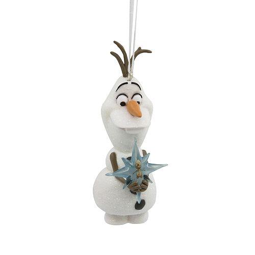 Disney's Frozen Olaf 2018 Hallmark Christmas Ornament