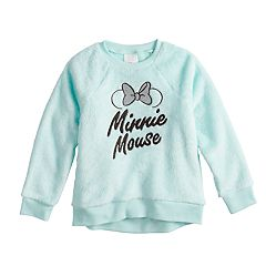 Disney's Minnie Mouse Toddler Girl Plush Pullover Sweater by Jumping Beans®