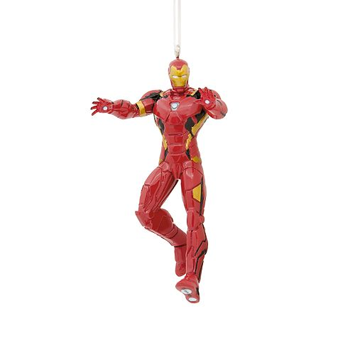Marvel Avengers Iron Man 2018 Hallmark Christmas Ornament