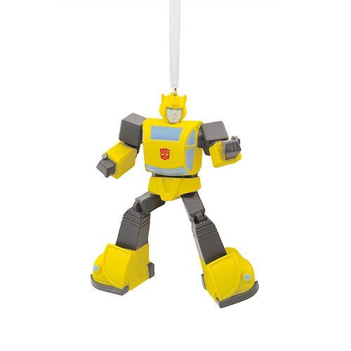 Hasbro Transformers Bumblebee 2018 Hallmark Christmas Ornament