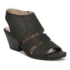 e4bf36d5a SOUL Naturalizer Dez Women s High Heels. Vintage Mauve Mushroom Black