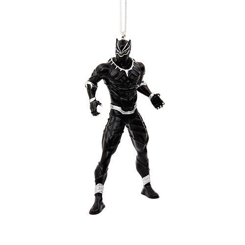 Marvel Avengers Black Panther 2018 Hallmark Christmas Ornament