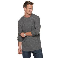 Men's SONOMA Goods for Life™ Supersoft Modern-Fit Fashion Tee