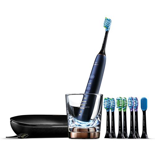 Philips Sonicare DiamondClean Smart 9700 Series Electric Toothbrush with Bluetooth