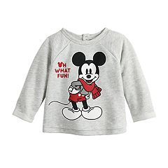 Disney's Mickey Mouse Baby Boy Graphic Sweatshirt by Jumping Beans®