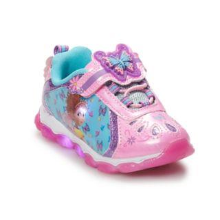 Disney's Fancy Nancy Toddler Girls' Light Up Shoes