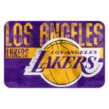 Los Angeles Lakers Memory Foam Bath Mat