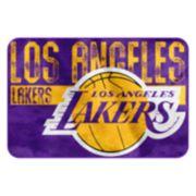 Los Angeles Lakers Memory Foam Bath Mat