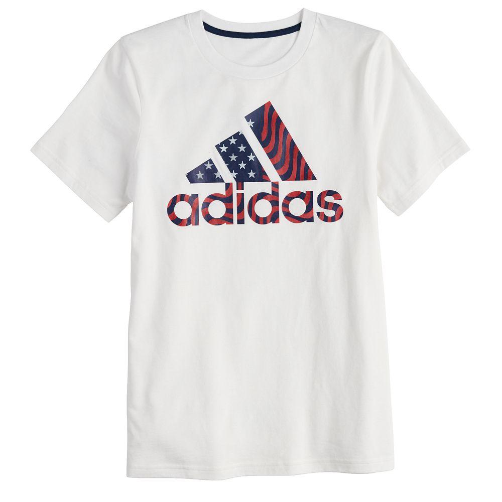 Boys 8-20 adidas USA Graphic Tee