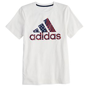 Boys 8-20 adidas USA Graphic Tee