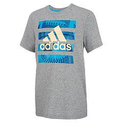 Boys 8-20 adidas Sports Logo Tee ab745b27322ac