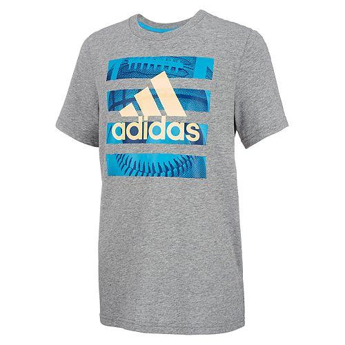 Boys 8-20 adidas Sports Logo Tee